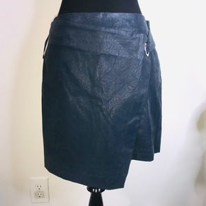 Very J skirt color blue size L